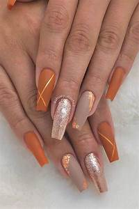 40 gorgeous fall nail designs that you need to see