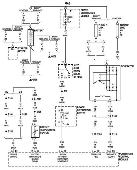 2003 jeep liberty wiring diagram somurich