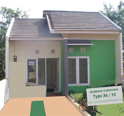contoh desain rumah klasik type  yg  modern