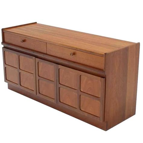 danish teak file cabinet small danish modern teak credenza with small file cabinet