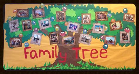 best 25 classroom family tree ideas on 727 | 5f489ecc3f1afff0e448498d2d407d64 preschool plans toddler preschool