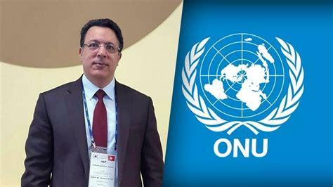 un tunisien à la tête du bureau régional de l onu à