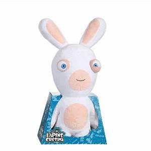 Lapin En Peluche : lapins cretins peluche 40 cm achat vente peluche lapins cretins peluche 40 cm cdiscount ~ Teatrodelosmanantiales.com Idées de Décoration