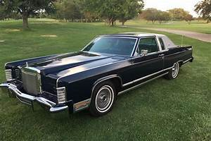 Driving A Land Yacht My 1978 Lincoln Continental Coupe