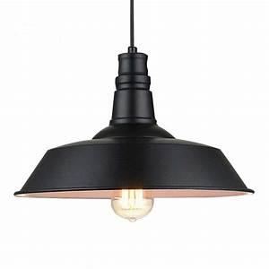 Luminaire Style Industriel : plafonnier style loft am ricain industriel d coindustriel ~ Teatrodelosmanantiales.com Idées de Décoration