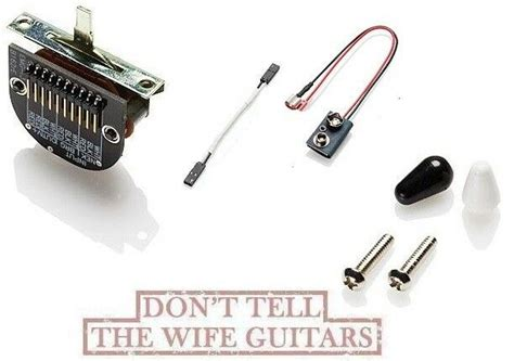 Emg Pos Tele Switch Way Position Telecaster Selector