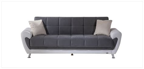 dark gray sofa bed duru plato dark gray convertible sofa bed by sunset