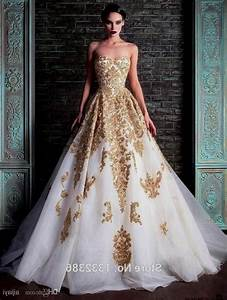 white and gold indian wedding dress naf dresses With indian white wedding dresses