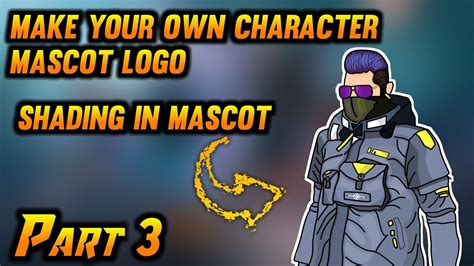 Once you are complete, you can upload your youtube channel logo/icon in transparent format or vector and you are all set! How to make your own character mascot logo of free fire ...