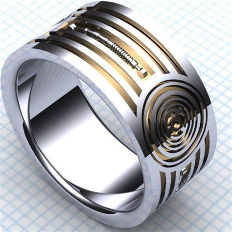 star wars wedding ring  inspired   po