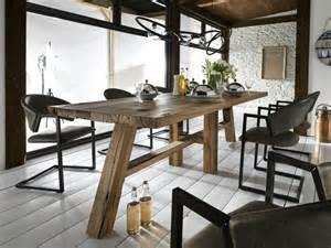 esstisch wohnzimmer waggon esstisch eiche massiv altholz 6 größen pickupmöbel de