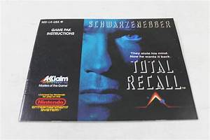 Manual - Total Recall