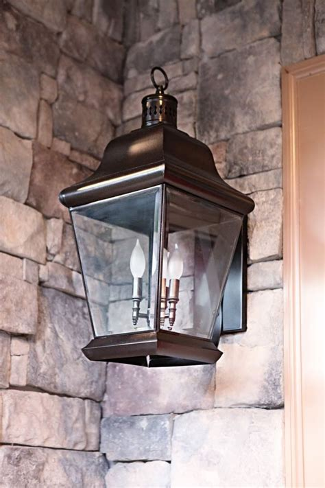 front lights makeover house porch lighting exterior