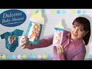 Biberon Dulcero :: Baby Shower DIY :: Chuladas Creativas ...