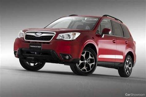 Subaru Forester 2012 Review by Review 2013 Subaru Forester Drive