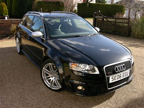File2006 Audi Rs4 Avant Flickr The Car Spy 19