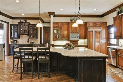 Kitchen Island With Barstools - l shaped kitchen layouts with island increasingly popular kitchen 39 s designs interior