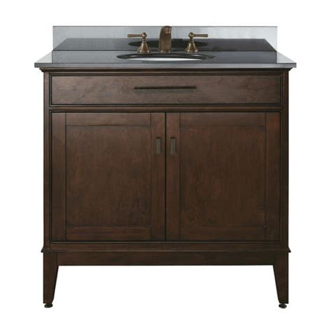 """At american standard it all begins with our unmatched legacy of quality and innovation that has lasted for more than 140 years.we provide the style and performance that fit perfectly into the life, whatever that may be. Avanity 37"""" W x 22"""" D Madison Vanity and Absolute Black Granite Vanity Top with Undermount Sink ..."""