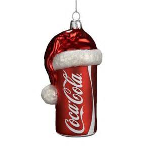 coca cola christmas ornaments invitation template