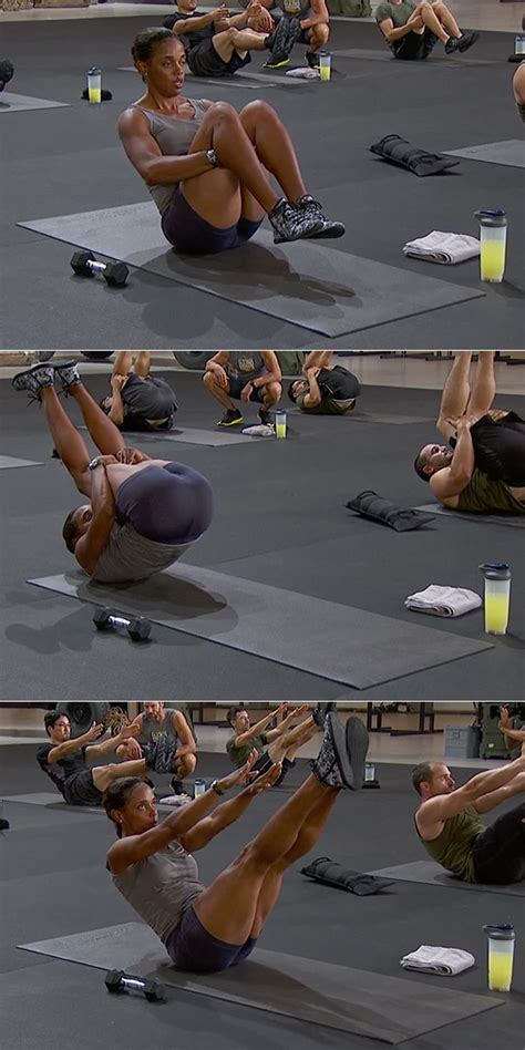 The Boat Exercise by 10 Best Ab Exercises To Get A Shredded Six Pack The