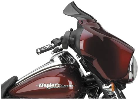 National Cycle Wave Windshield For Harley Touring 1996