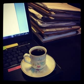 Free Images : computer, green, coffee cup, material ...
