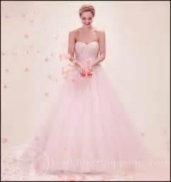 pink dresses for wedding pink wedding dress trends 2016 fashion fuz