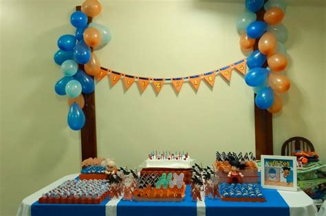 17 best images about dragon ball birthday party on