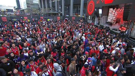 Toronto Raptors set to make history in NBA Finals - YouTube
