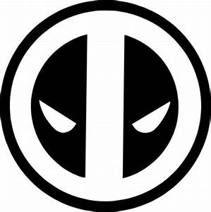 Marvel - Deadpool Logo Vinyl Decal | Marvel | Pinterest ...