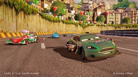 Cars 2 The Video Game Game Giant Bomb