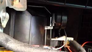 98 S10 Blazer - Vent Actuator Problem