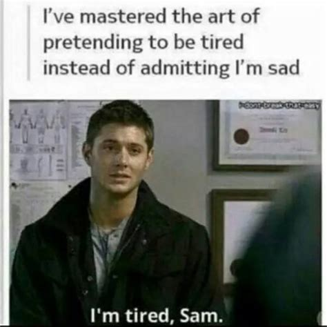 Dean Quotes Best Dean Winchester Quotes Ideas On
