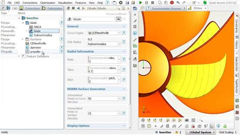 Propeller Design How To Create And Replace A Parametric