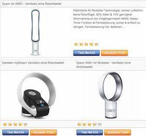 Ventilator Ohne Flügel : ventilator ohne rotor bzw fl gel vergleich testsieger ~ Watch28wear.com Haus und Dekorationen