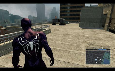 symbiote suit mod  amazing spider man  mods