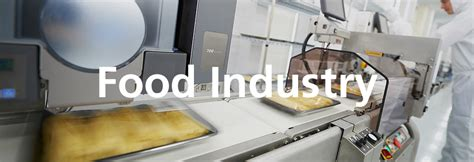 cuisine industrie food industry digi automatic price labelers process