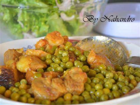 cuisiner des petits pois recettes de petits pois de nahandro cuisiner en toute