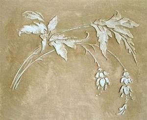 Pochoir Peinture Murale : 1000 id es sur le th me pochoirs de peinture murale sur ~ Premium-room.com Idées de Décoration