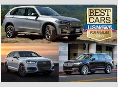 5 Best Luxury 3Row SUVs for Families US News & World