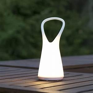 Lampe à Clipser : lampe poser portative boo led avec piles faro ~ Teatrodelosmanantiales.com Idées de Décoration