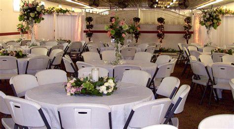 unique decorations outdoor purple and gold wedding reception small wedding reception