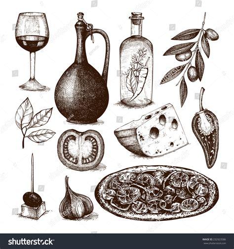 cuisines vintage vintage food illustrations imgkid com the image