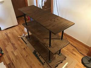 Here, U0026, 39, S, A, Simple, Kitchen, Cart, I, Built, Woodworking