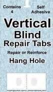 vertical blind repair tabs vertical blind repair tabs clear slat