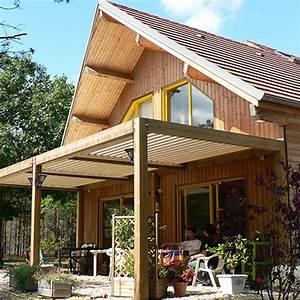 Pergola Acier Autoconstruction : pergola bioclimatique alu bois acier laquelle choisir solisysteme ~ Farleysfitness.com Idées de Décoration