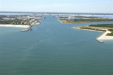 Canaveral Florida by Canaveral Inlet In Cape Canaveral Fl United States