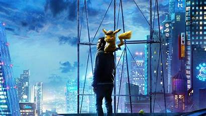 Pikachu Detective Pokemon Resolution Wallpapers Movies Background
