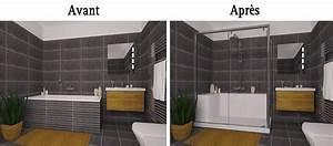 Store Salle De Bain : carrelage mural salle de bain pour refaire salle de bain ~ Edinachiropracticcenter.com Idées de Décoration