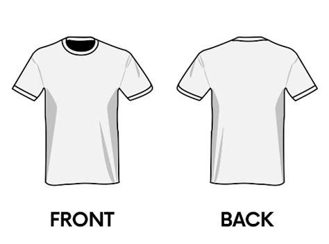 tshirt basic template t shirt template pdf l54134 basic t shirt template 47319